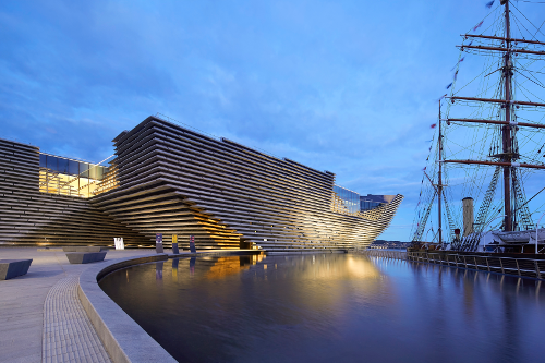 Dunham-Bush at the V&A Dundee